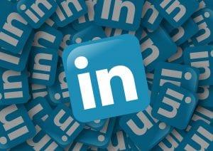 LinkedIn Logos in Links2leads Blog